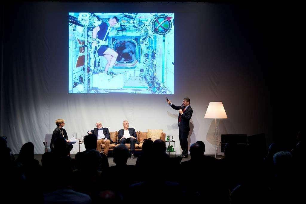 Faram event in Milan whit Marc Augé
