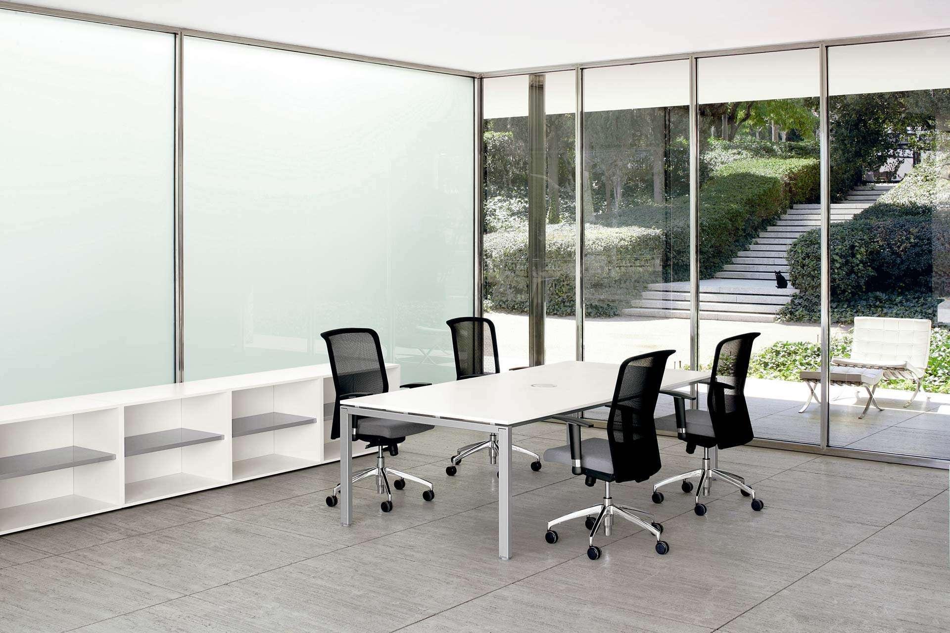 tavolo per riunioni informali Cartesio