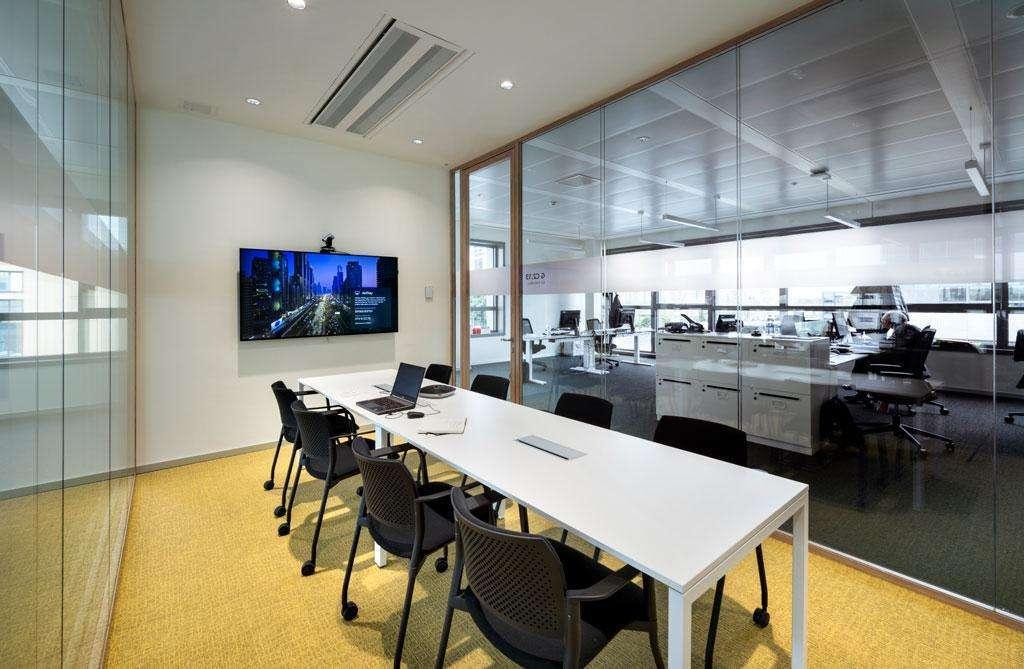 sala riunioni realizzata grazie a P660