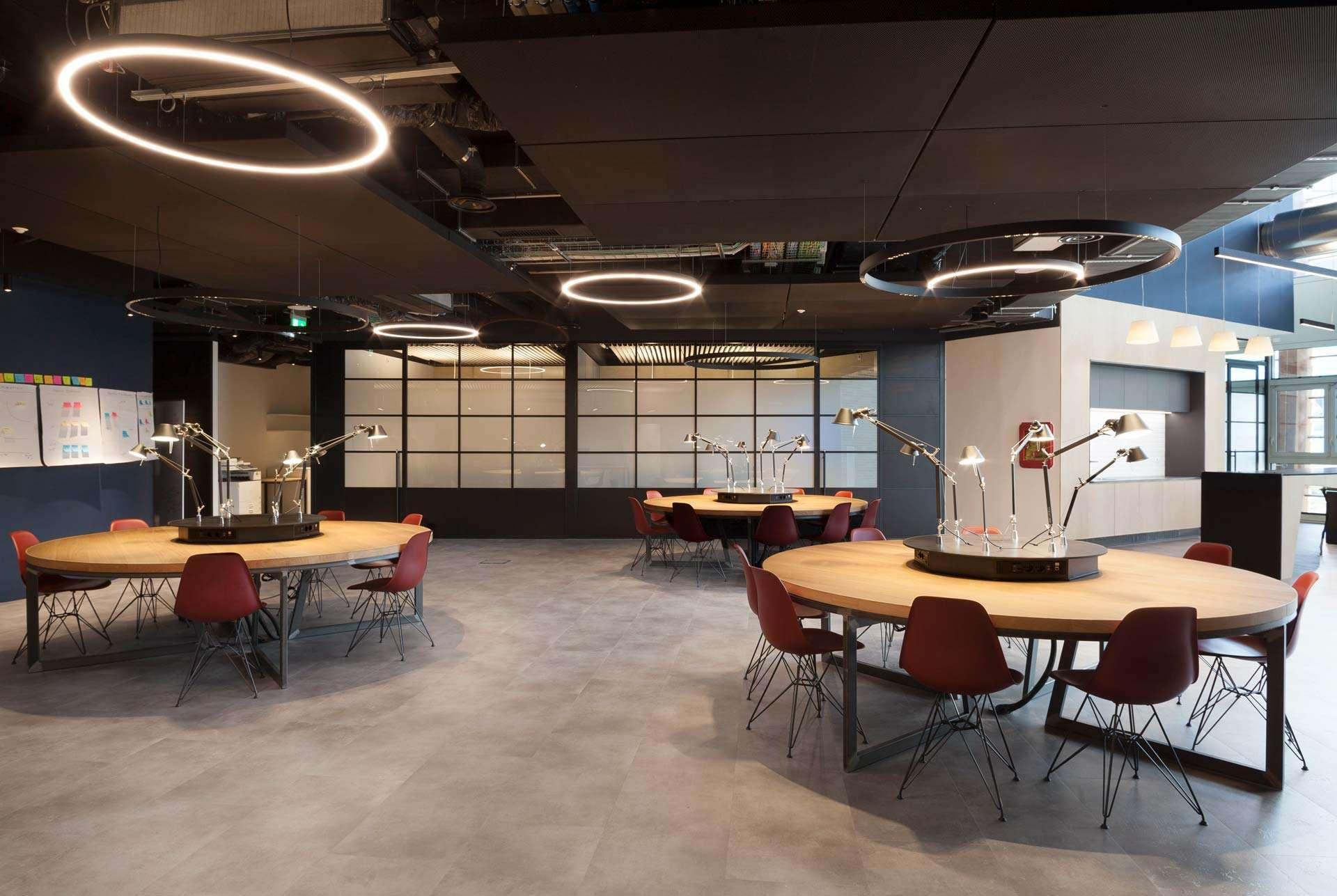 IBM interior