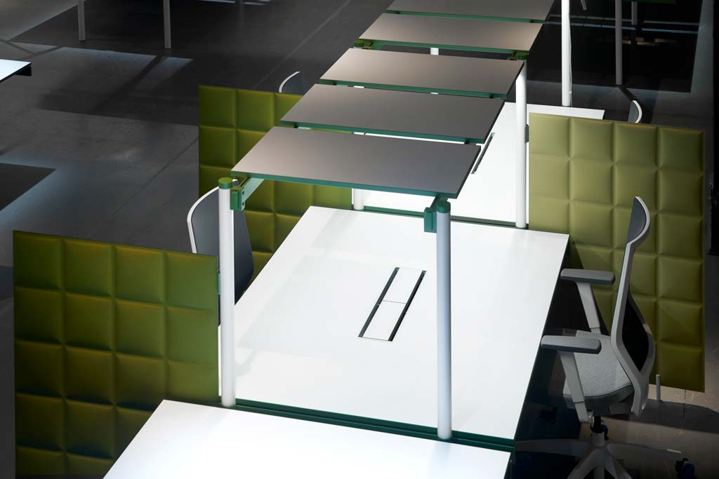 Bahlara coworking table