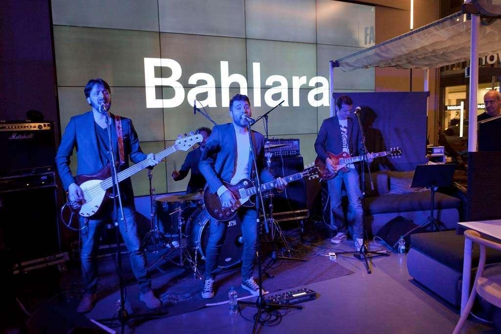 gruppo musicale ad evento Faram