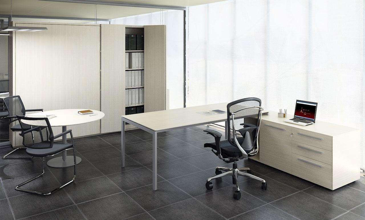 Cartesio executive desk
