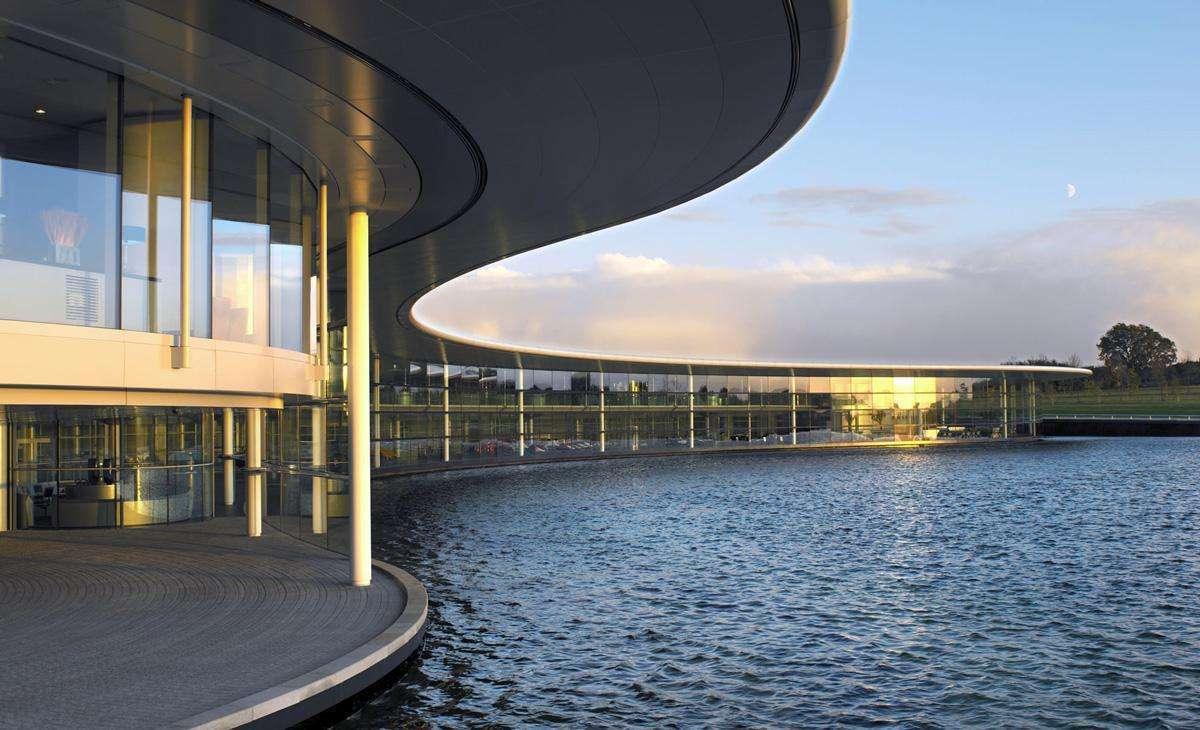 Centro tecnologico McLaren